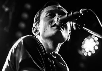 REVIEW: Tim Darcy-led Ought lures L.A. into room inside the world