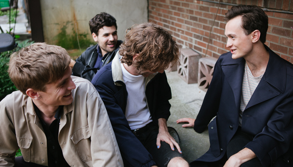 Ought, Tim Darcy