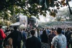 Outside Lands crowd, Sutro Stage