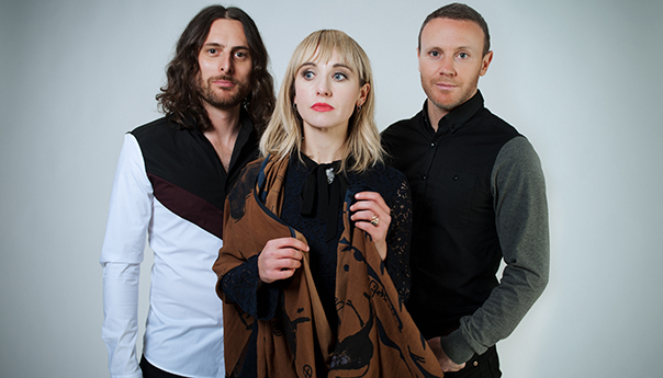INTERVIEW: The Joy Formidable works its way past anger with <em>AAARTH</em>