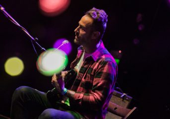 PHOTOS: Mike Kinsella brings solo project Owen to the Rickshaw Stop