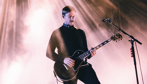 PHOTOS: Interpol closes 'Marauder' Tour at the Greek Theatre