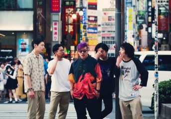 ALBUM REVIEW: Endon scores an imaginary horror romance film on 'Boy Meets Girl'