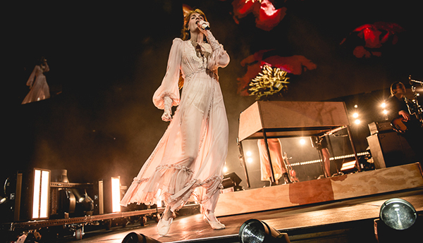 REVIEW: Florence and the Machine rules Not So Silent Night in San Jose