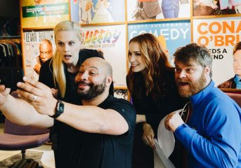 Q&A: Felicia Day boldly going with sci-fi improv podcast 'Voyage to the Stars'