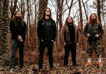 ALBUM REVIEW: Inter Arma refines aural destruction with 'Sulphur English'
