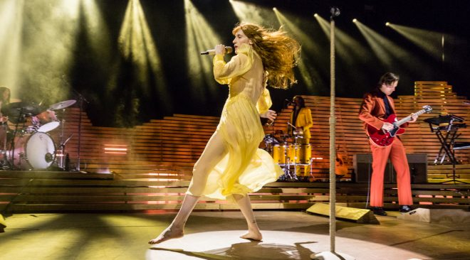 REVIEW: Florence and the Machine endorses Arya Stark at Concord tour stop