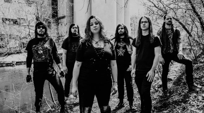 ALBUM REVIEW: False rolls with unrelenting, therapeutic black metal on 'Portent'