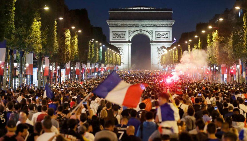 Bastille Day, France,