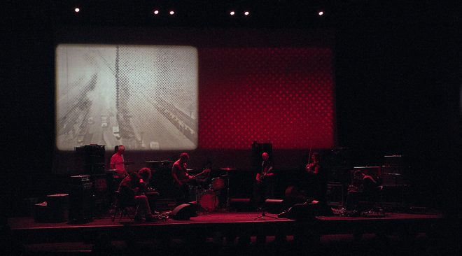 REVIEW: Godspeed You! Black Emperor shakes the Ace Hotel in Los Angeles