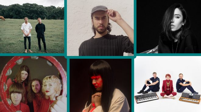 Tuesday Tracks: Your Weekly New Music Discovery – Aug. 20