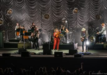 REVIEW: Brandi Carlile reaches new heights at the Greek