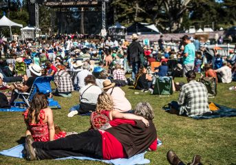 PHOTOS: Hardly Strictly Bluegrass kicks off with Tanya Tucker, Kronos Quartet