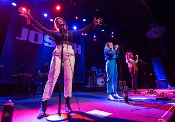 REVIEW: Joseph concludes first leg of 'Good Luck, Kid' tour at the Fillmore