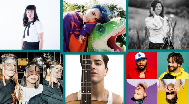 Tuesday Tracks: Your Weekly New Music Discovery – Nov. 5