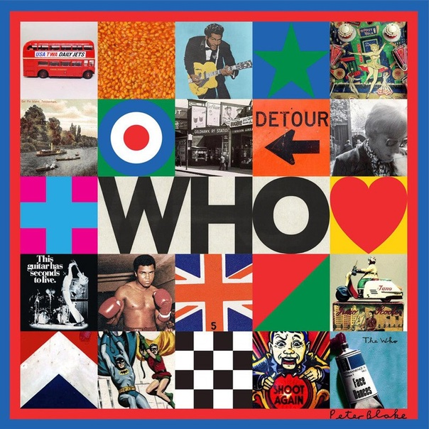 the who, who